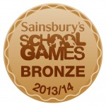 Sainsburys School Sports logo