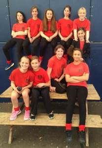 Griffin interhouse rounders may 2015