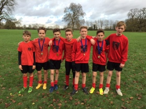 Y7 cross country nov 2015
