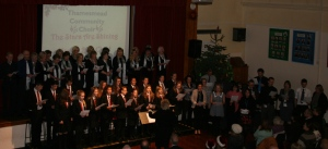 Carols - all choirs Dec 2014