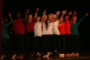 dancers 2 dec 2014